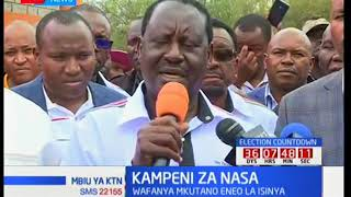 Mbiu ya Ktn 2017/09/10  full bulletin