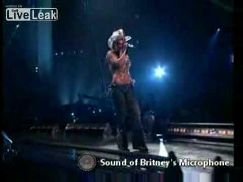 Prawdziwy głos Britney Spears