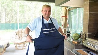 Максим Сураев приготовил космический ужин и рассказал, что будет делать на Луне