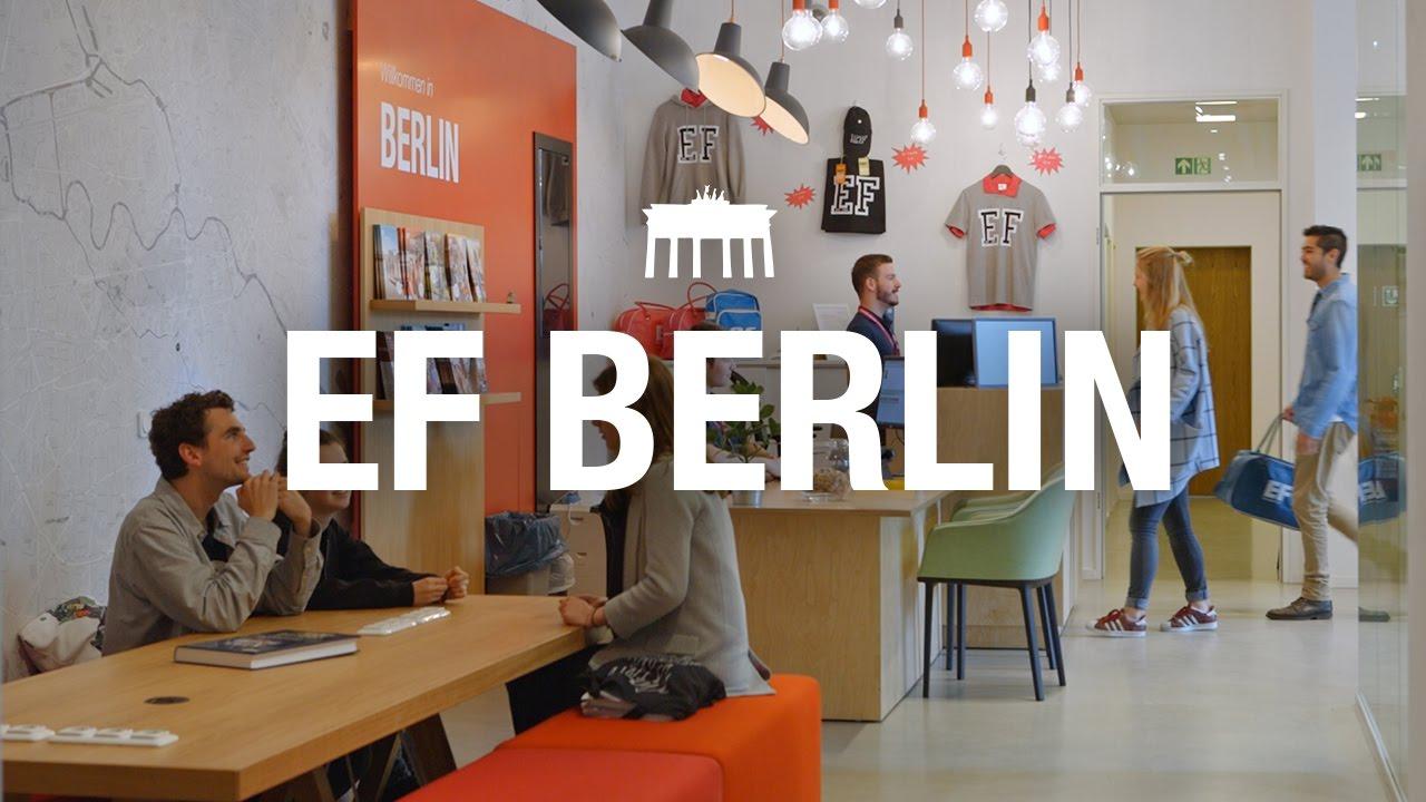 EF Berlin – Campus Tour