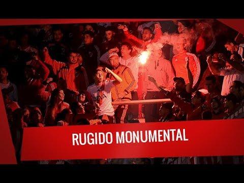 """River vs Lanús - Copa Libertadores 2017 - Rugido Monumental"" Barra: Los Borrachos del Tablón • Club: River Plate"