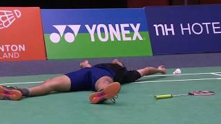 Men's singles championship point - 2019 YONEX Dutch Open