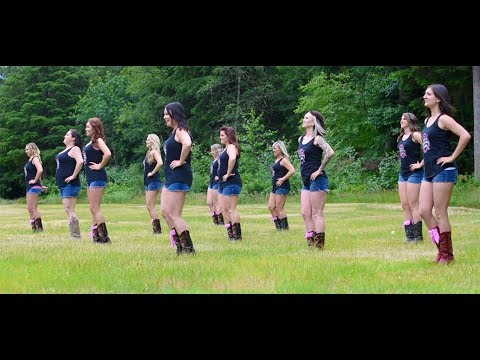 Lose It Line Dance - Kane Brown Featuring Boot Boogie Babes