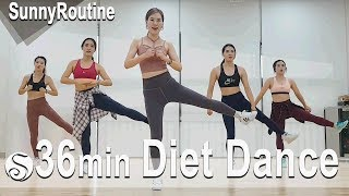 Sunny Routin. 36 Minute Diet Dance. Cardio. Choreo By Sunny. Sunny Funny Zumba. 줌바. 줌바댄스. 홈트. 다이어트.