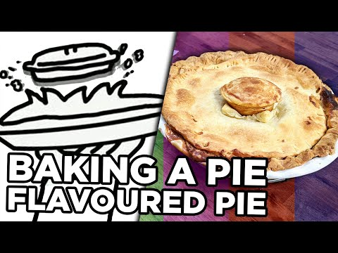 I BAKED YOU A PIE (with Chloë Dungate) #CONTENT