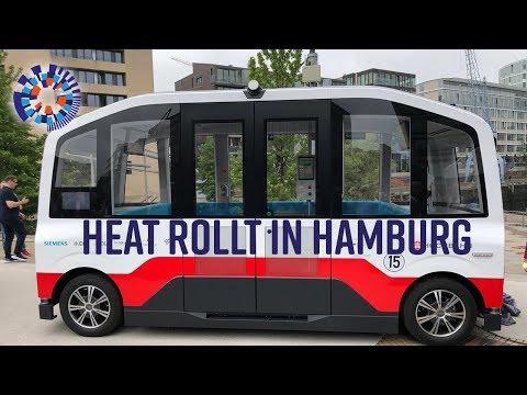 Heat ist wieder auf Tour