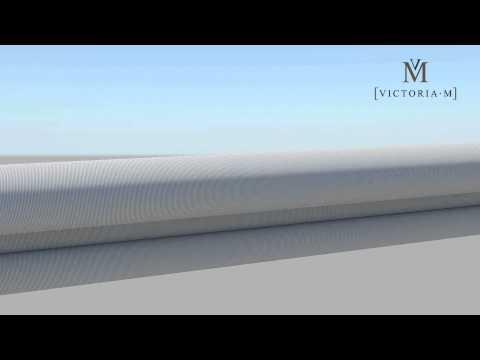 Klemmfix Mini Rollos für Fenster und Türen von VICTORIA M - Montage