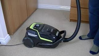 AEG Ultraone Green Vacuum Cleaner Unboxing & First Look