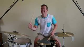 Justified - A Day To Remember (Drum Cover)
