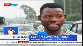 Watanzania watoa maoni yao kuhusiana na uchaguzi mkuu wa Kenya