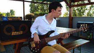 Bruno Mars - Bass TABS - That's what i Like it - Bass cover (with FREE BACKING TRACK)
