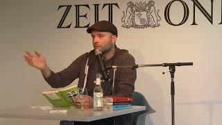 Lesung: Marc-Uwe Kling liest das Beste aus drei Känguru Bänden