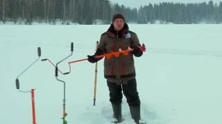Какой выбрать ледоруб для зимней рыбалки
