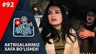 Xafa bo'lish yo'q 92-son Aktrisalarimiz xafa bo'lishdI! (26.10.2019)