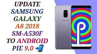 cara update android pie di samsung s8 - TH-Clip