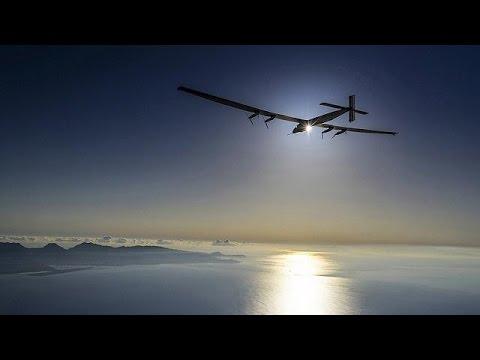 Αναχώρησε (ξανά) για τον γύρο του κόσμου το «ηλιακό» αεροσκάφος
