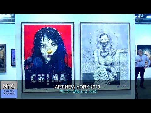 , title : 'ART NEW YORK 2019'