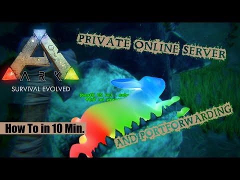 Non-Dedicated Server :: ARK: Survival Evolved General