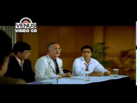 Kamal Adib in the movie Qayamat