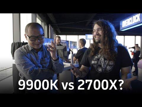 Core i9 9900K vs Ryzen 7 2700X: Here's what Gamers Nexus picks