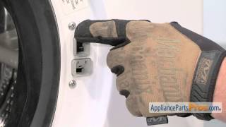 How To: Frigidaire/Electrolux Door Lock Assembly 131763202