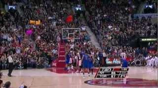 The Jeremy Lin Show Vs. Toronto Raptors (2/14/12)