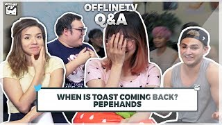 OFFLINETV NEEDS NEW MEMBERS?! | FAN MAIL Q&A