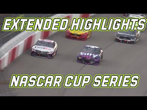NASCAR トヨタ・オーナーズ 500(リッチモンド・レースウェイ)レースハイライト動画