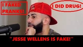 FouseyTube Open's Up About FAKING PRANK'S & Say's Jesse Wellens FAKE'S PRANK'S!
