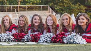 Class Of 2018 Cheer Pictures