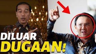Jokowi 'L(uma)t' Suara Prabowo Di Kampung Halaman Ahok