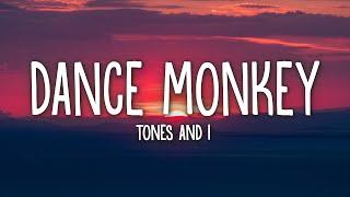 Tones and I - Dance Monkey (Lyrics) - YouTube