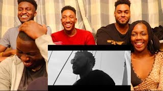 Damso   Θ. Macarena ( REACTION VIDEO ) || @THEDAMSO @Ubunifuspace