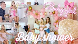 BEAUTIFUL BABY GIRL BABY SHOWER | PREP & PARTY
