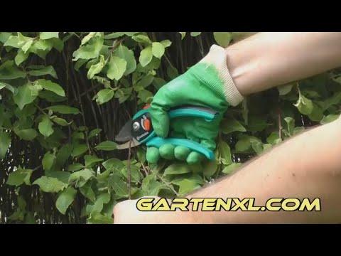 Gardena Comfort Gartenschere Kurzkopf 8788-20 Gartentest / Gartenscherentest