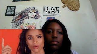 Ciara   Greatest Love Music Video Reaction   ShesABeautyOMG 🌹💞