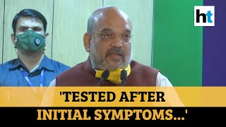 Covid: Amit Shah found infected, hospitalised on advice of doctors