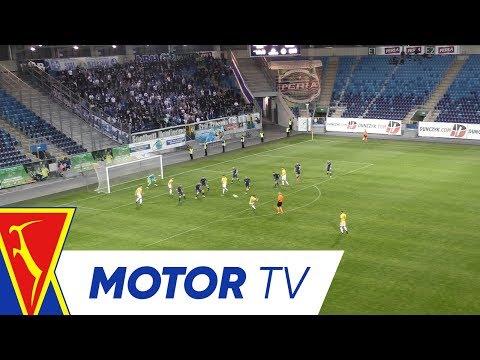 WIDEO: Motor Lublin - Stal Rzeszów 1-1 [BRAMKI]