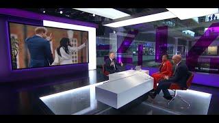 Meghan & Harry  - Channel 4 Presenter/guests - Reverse Speech