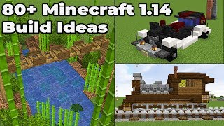 80 Minecraft 114 Build Ideas Tips And Tricks