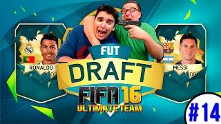FIFA 16 UT #14   FUT DRAFT   DAIZER EU AVISEI-TE   QUE NABOS