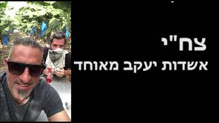"""צח""""י אשדות יעקב מאוחד - אירוע שריפה בזור 24/10/20(1 סרטונים)"""