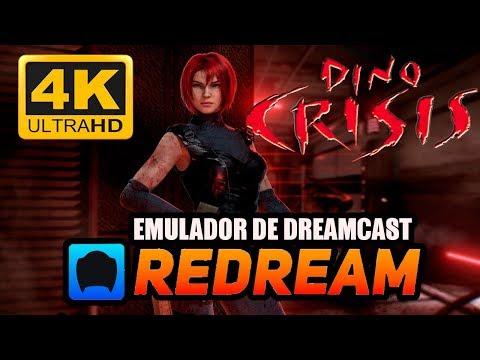 REDREAM (Sega Dreamcast Emulator) in 4k - смотреть онлайн на Hah Life