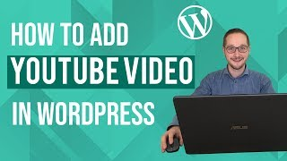 Youtube videos toevoegen in WordPress Tutorial