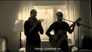kentish town waltz - imelda may, covered by famos.