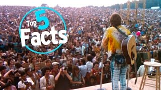 Top 5 Rockin' Facts About Woodstock