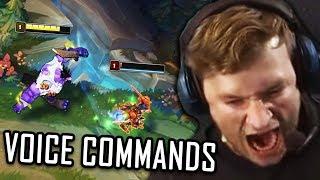 LoL mit Voice Commands | edit. Gameplay