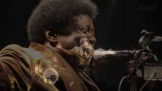 Charles Bradley No time for dreaming 04.11.2011 Le Plan