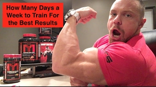How Many Days a Week to Train For Best Results | Tiger Fitness