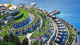 Jumeirah Bodrum Palace, You have never seen anything like this!!!